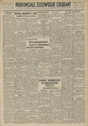 Provinciale Zeeuwse Courant 1945-12-03
