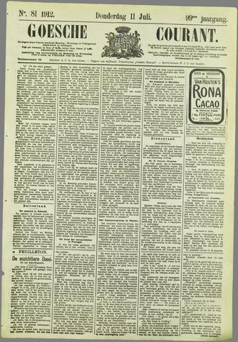 Goessche Courant 1912-07-11