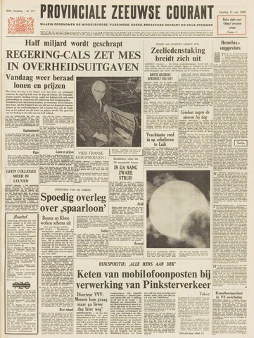 Provinciale Zeeuwse Courant 1966-05-21