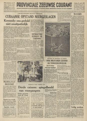 Provinciale Zeeuwse Courant 1961-04-21