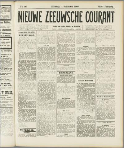 Nieuwe Zeeuwsche Courant 1909-09-11
