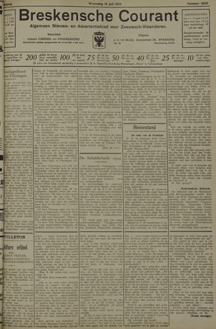 Breskensche Courant 1934-07-18