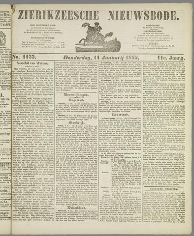 Zierikzeesche Nieuwsbode 1855-01-11