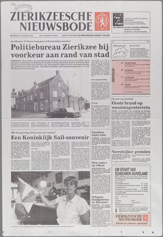 Zierikzeesche Nieuwsbode 1995-08-22