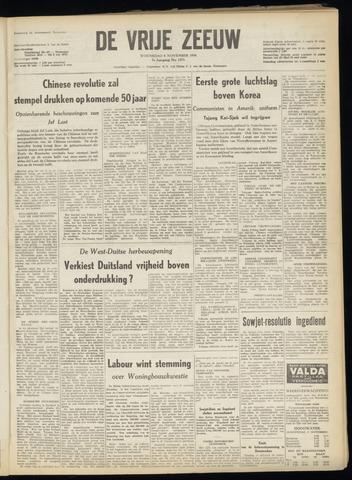 de Vrije Zeeuw 1950-11-08