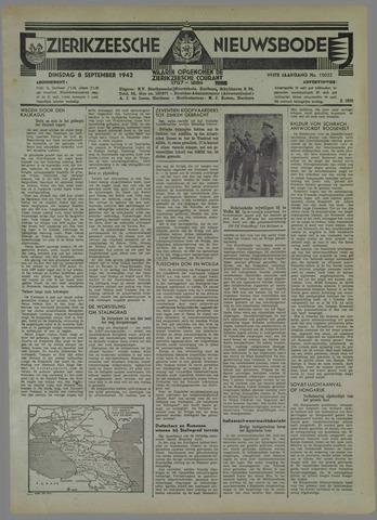 Zierikzeesche Nieuwsbode 1942-09-08