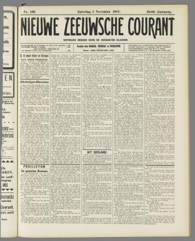 Nieuwe Zeeuwsche Courant 1907-11-02