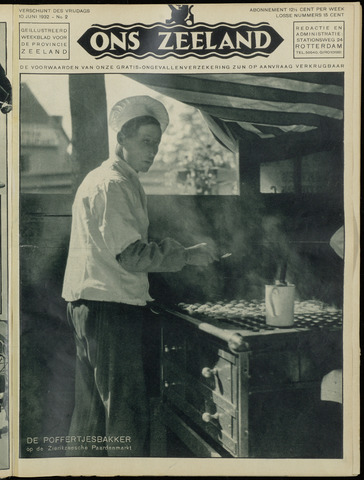Ons Zeeland / Zeeuwsche editie 1932-06-10