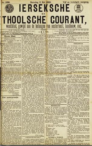 Ierseksche en Thoolsche Courant 1908-05-02