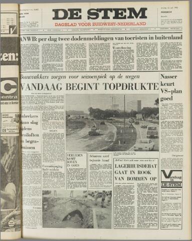 de Stem 1970-07-24
