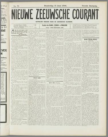 Nieuwe Zeeuwsche Courant 1906-06-21
