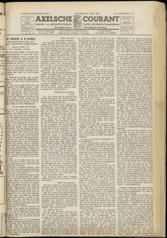 Axelsche Courant 1948-04-10