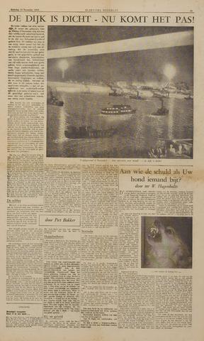 Watersnood documentatie 1953 - kranten 1953-11-14