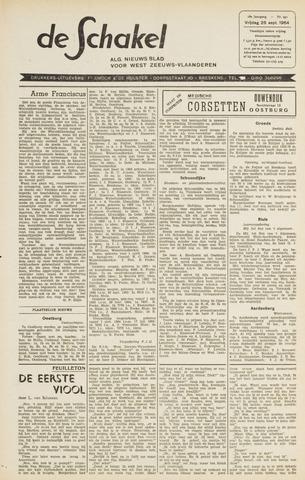 De Schakel 1964-09-25
