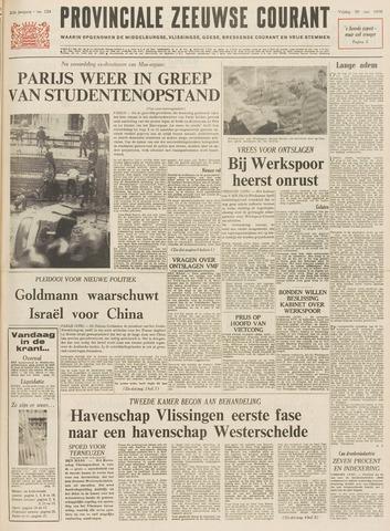 Provinciale Zeeuwse Courant 1970-05-29