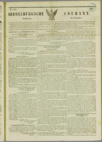 Middelburgsche Courant 1847-12-23