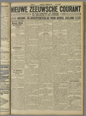 Nieuwe Zeeuwsche Courant 1927-08-27