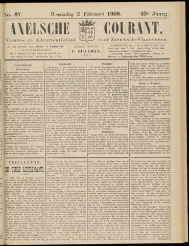 Axelsche Courant 1908-02-05