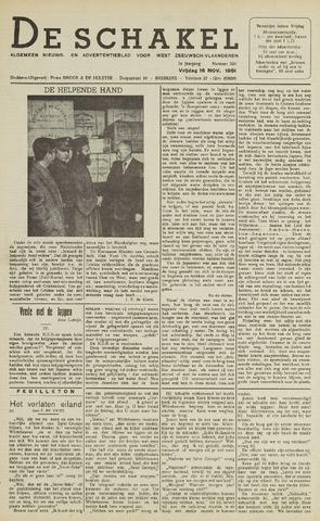 De Schakel 1951-11-16