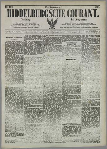 Middelburgsche Courant 1891-08-14