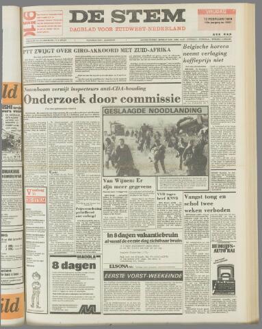 de Stem 1978-02-10