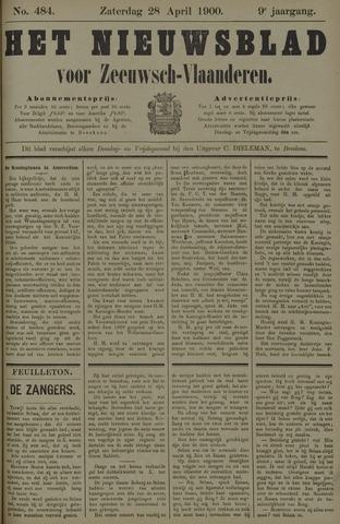 Nieuwsblad voor Zeeuwsch-Vlaanderen 1900-04-28