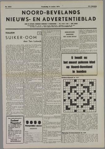 Noord-Bevelands Nieuws- en advertentieblad 1979-10-18