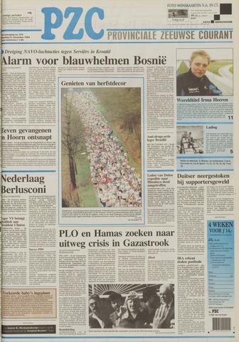 Provinciale Zeeuwse Courant 1994-11-21