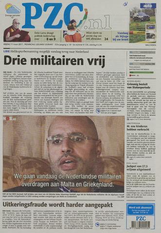 Provinciale Zeeuwse Courant 2011-03-11