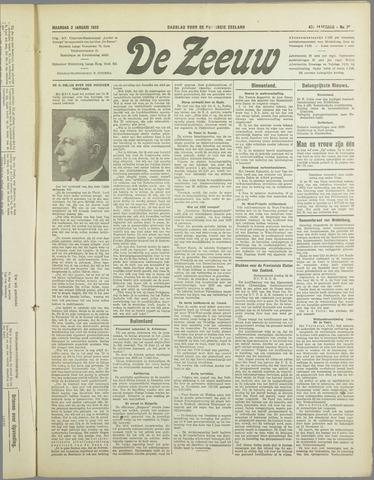 De Zeeuw. Christelijk-historisch nieuwsblad voor Zeeland 1933