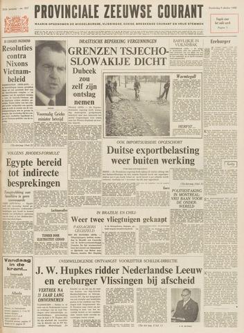 Provinciale Zeeuwse Courant 1969-10-09