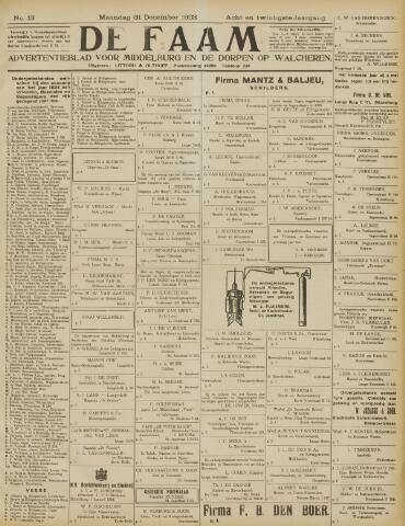de Faam en de Faam/de Vlissinger 1923-12-31