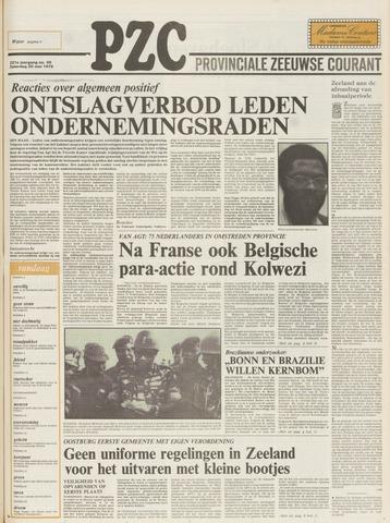 Provinciale Zeeuwse Courant 1978-05-20