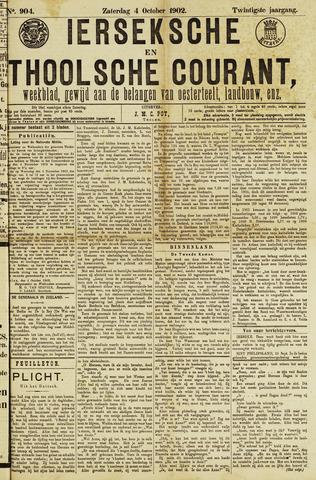 Ierseksche en Thoolsche Courant 1902-10-04