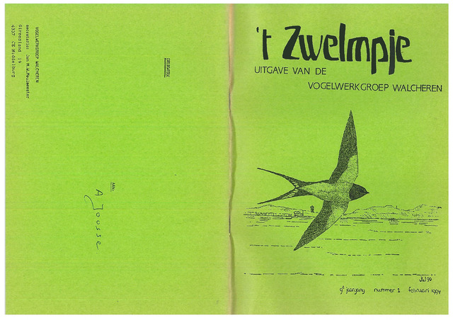 't Zwelmpje 1994-02-01