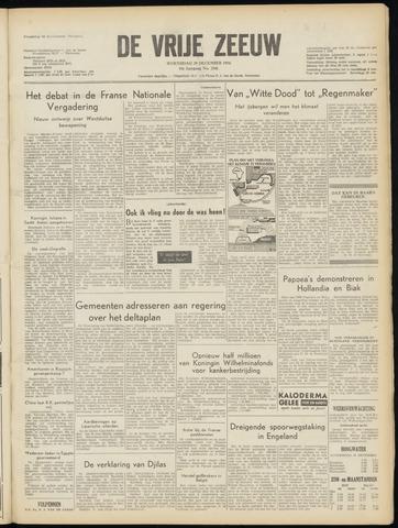 de Vrije Zeeuw 1954-12-29