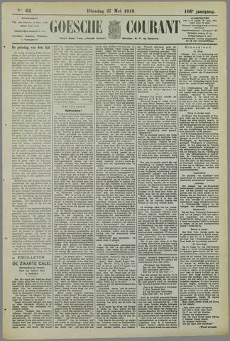 Goessche Courant 1919-05-27