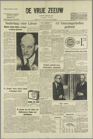de Vrije Zeeuw 1965-01-23
