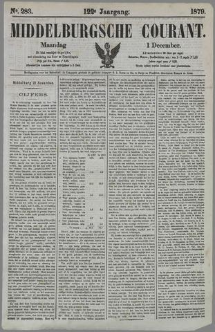 Middelburgsche Courant 1879-12-01