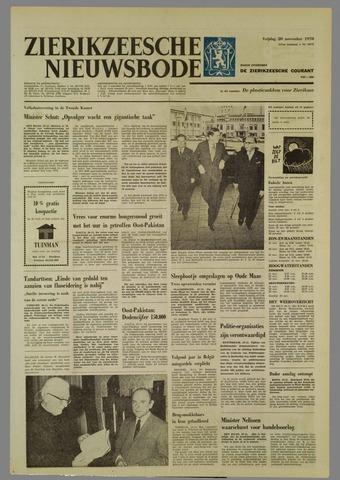 Zierikzeesche Nieuwsbode 1970-11-20