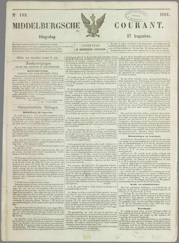 Middelburgsche Courant 1861-08-27