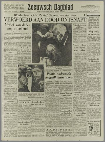 Zeeuwsch Dagblad 1960-04-11