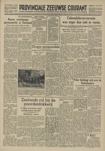 Provinciale Zeeuwse Courant 1948-06-11