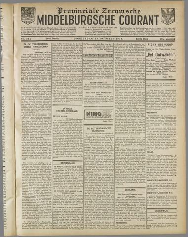 Middelburgsche Courant 1930-10-16