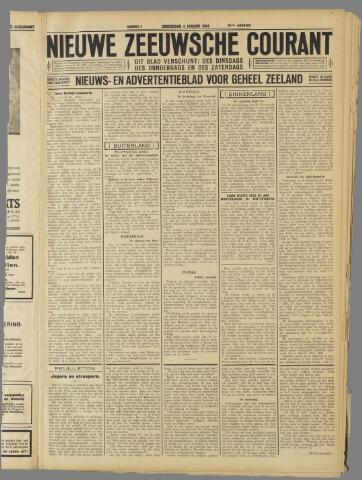 Nieuwe Zeeuwsche Courant 1934-01-04