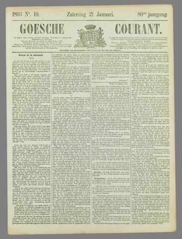 Goessche Courant 1893-01-21