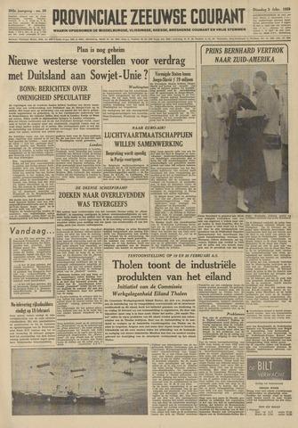 Provinciale Zeeuwse Courant 1959-02-03