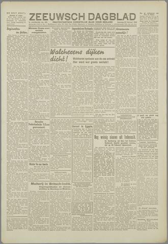 Zeeuwsch Dagblad 1946-02-23