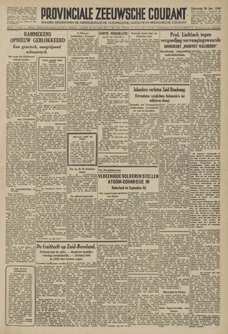 Provinciale Zeeuwse Courant 1946-01-26