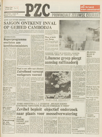 Provinciale Zeeuwse Courant 1973-04-16